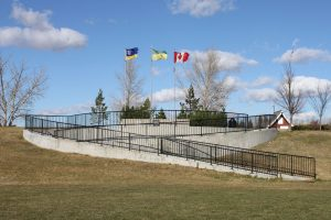 Dieppe War Memorial-Dieppe Place neighborhood-Regina Real Estate Shop